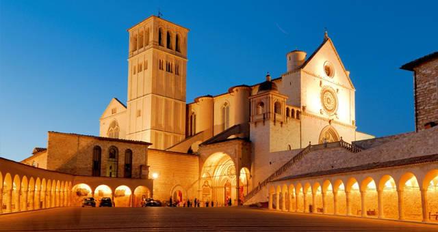 Assisi Umbria LQ